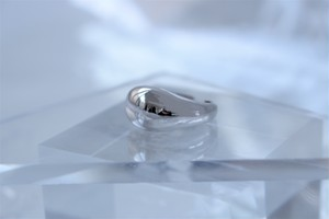#04.【  DRIP  】×  round ring × 925silver × free