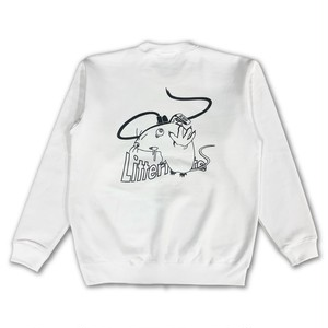 S309 Sweatshirt White
