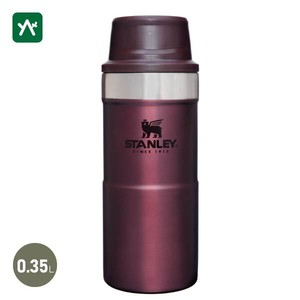 STANLEY スタンレー / クラシック真空ワンハンドマグⅡ  0.35L ワインレッド