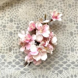 桜コサージュ タイプ1
