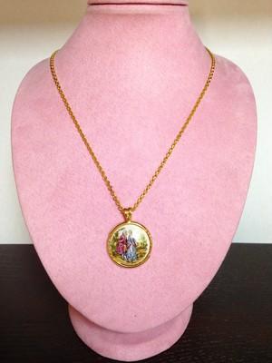 vintage aristocratic necklace