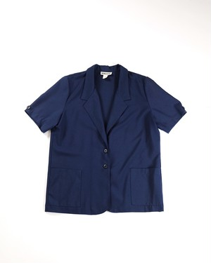 Unconstruction s/s jacket(Navy)