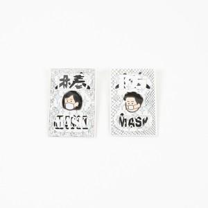 防棒 -MASK- PINS | VOU