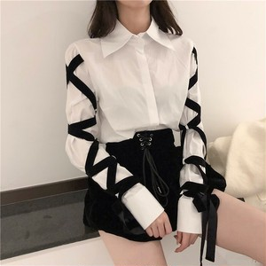 Tighten blouse