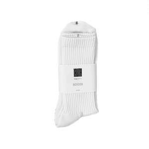 (HOTEL)Socks  WHITE/BLACK