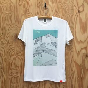 『KM4K』 PARADICE T's パラダイスTシャツ ホワイト(残りSサイズのみ)