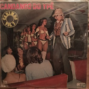 CANDANGO DO YPE/CARIMBO vol.2