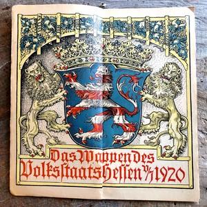 ミュンヘンカレンダー1927年
