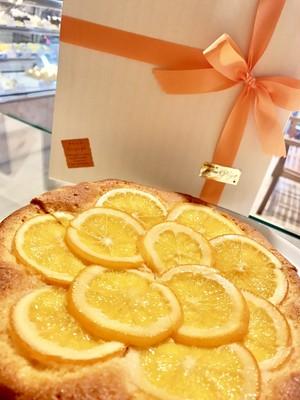 オレンジケーキ(直径15cm)