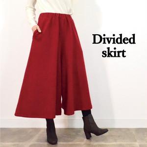 【Patten No.AES1005】型紙 キュロットスカート