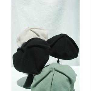 Pole Pole 16218 Wool Beret ウールベレー帽