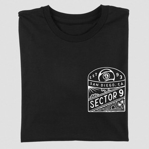 Sector9 BILLOW TEE