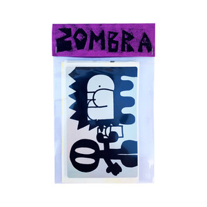 ZOMBRA Sticker Pac