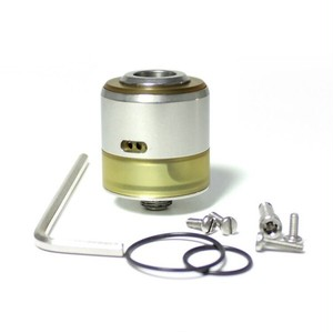 Le Turbo by Vaponaute【送料無料】【CLONE】【316 Stainless】【22MM】【BF Pin】【RDA】【vape Atomizer】