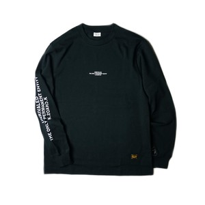 "UNRIVALED ""LOGO-LST"" BLACK"