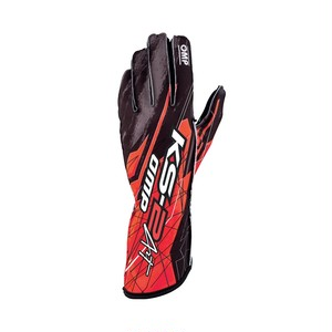 KK02748073 KS-2 ART GLOVES Black/red