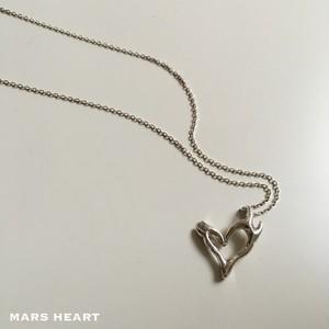 【MARS HEART silver line】