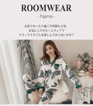 【♥即納】セットアップルームウェア  roomwear082