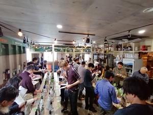 第1回サケミラ日本酒大賞 一次審査会 ブロック2