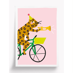 Taxi Brousse - Poster - LEO (A4)
