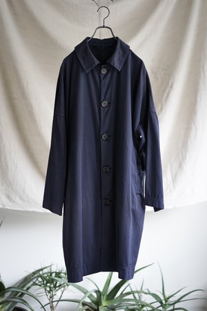 <SOLD OUT>Casey Vidalenc - Drop Shoulder Soutien Collar Coat
