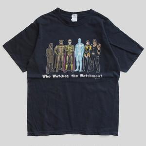 00年代 ウォッチメン 映画 Tシャツ 【M】 | アメコミ アメリカ ヴィンテージ 古着