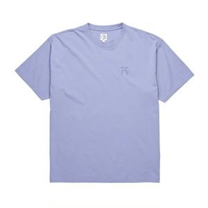 POLAR SKATE CO. Happy Sad Garment Dyed Tee Washed Purple M PSC ポーラー Tシャツ