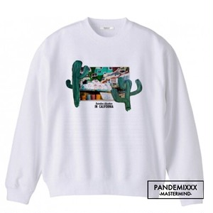 【限定】graphic sweat shirts