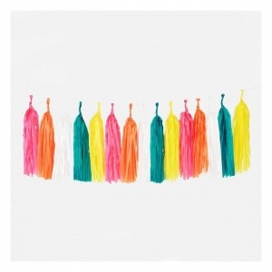 TASSEL GARLAND KIT(Multicolor)