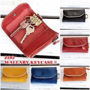 ZOO ズー WALLABY KEYCASE ワラビーキーケース キーケース レザー 革 イタリアンレザー ZKC-003 メンズ レディース 鍵入れ