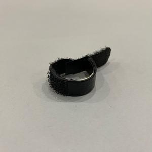 爪輪(黒・マジックテープ式)