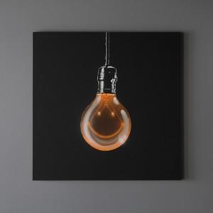 LIGHT / light orange