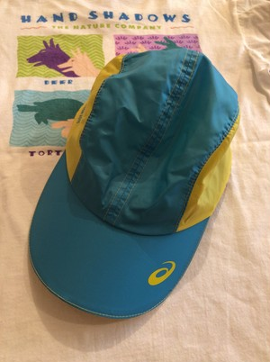 2015's asics TOKYO MARATHON cap