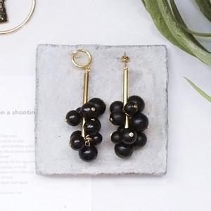 grapes pierced / earrings