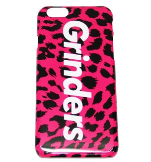 GRINDERS iPhone case 2 (Tropical pink)