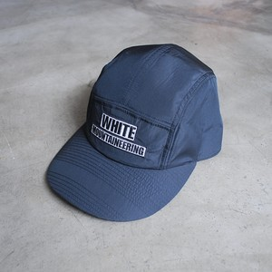 White Mountaineering WM LOGO EMBROIDERED JET CAP