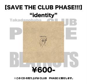 "【SAVE THE CLUB PHASE!!!】支援音源""identity"""