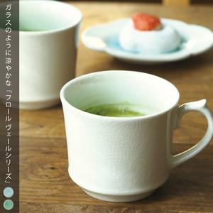 FleursVerre-フロールヴェール- マグカップ 52050001 maison blanche(メゾンブランシュ)【日本製】