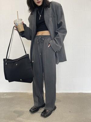 ウエストリラックススーツパンツ 125