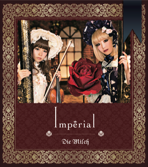 "BASE限定お値下げ品 2nd Album ""Imperial"""