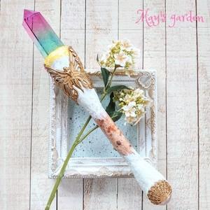 虹の妖精の杖~クリスタルワンド