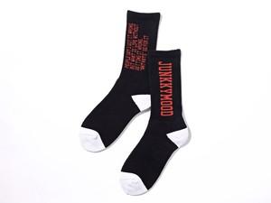 """JUNKKY""-socks(JMM2007-001)"