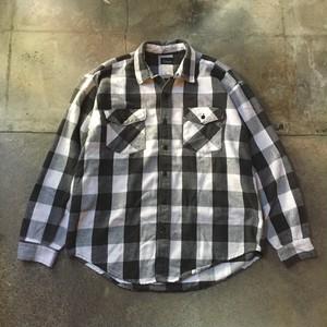 90s Heavy Flannel Shirt / USA