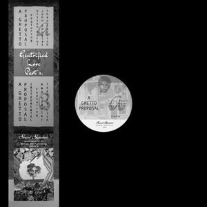 """【ラスト1/12""""】Amp Fiddler, John Douglas, Kitten Kuroi, Theo Parrish - Gentrified Love Part 1"""