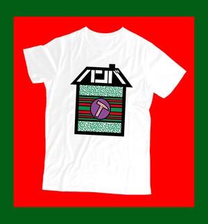 『ハンバ』Tシャツ(9月のごくごく少ない部数のTシャツ販売)Mサイズ・Lサイズ