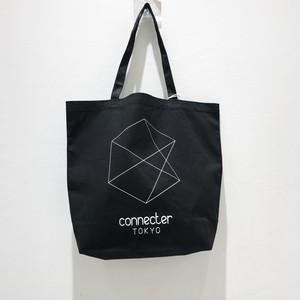 Connecter Tokyo tote bag black