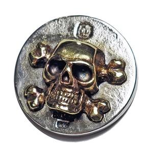 "Skull Marker ""Jack"" / ゴルフボールマーカー"