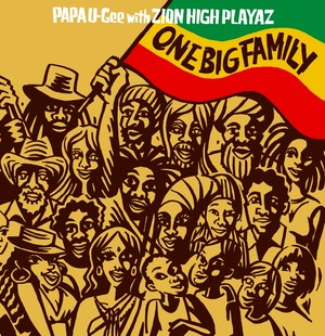 ONE BIG FAMILY (CD)