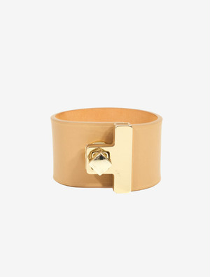 MAISON BOINET LETHER BANGLE