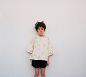 arkakama  20SS  SPD M/S sweatshirt(STAR)M/L AKT00062